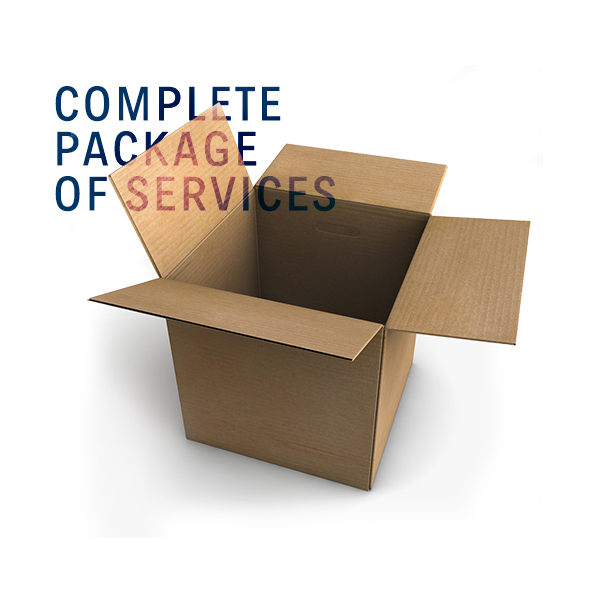 Complete Package of Services