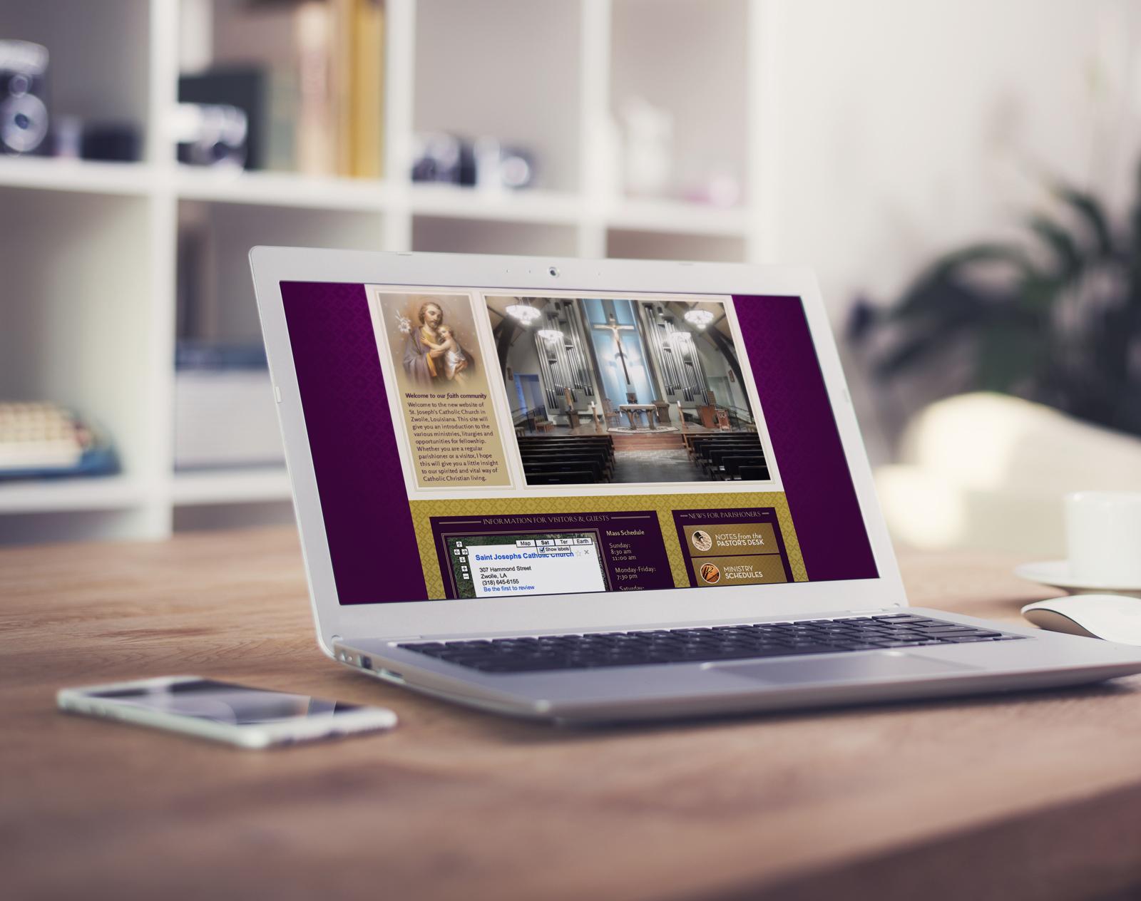 Shreveport Web Design