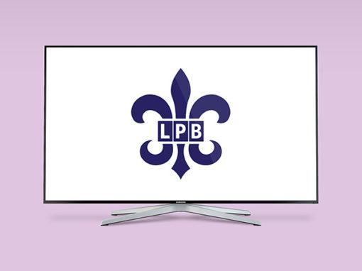 Louisiana Public Broadcasting Rebranding