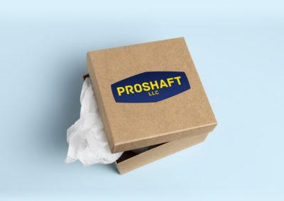 Proshaft Driveline Branding