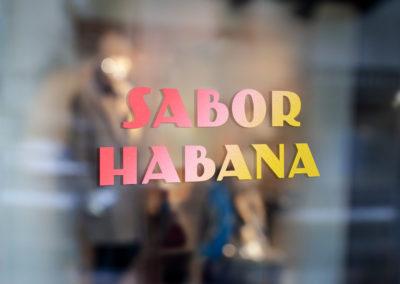 Sabor Habana Restaurant Branding and Website Design