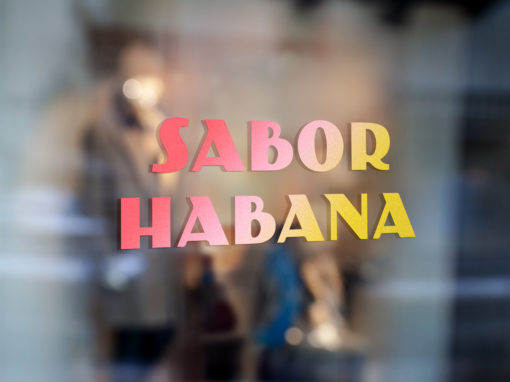 Sabor Habana Restaurant Branding and Website Design