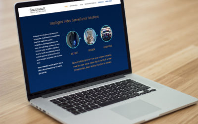 Turbocharged Creative launches a New Website for SouthVault Smart Surveillance